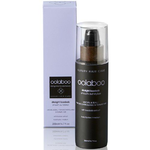 Oolaboo Straight Baobab Smooth Out Stylixer 200ml