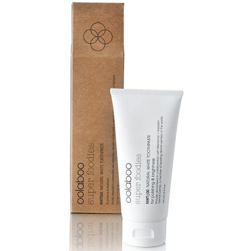 Oolaboo Super Foodies NWT 00 Natural White Toothpaste 100ml