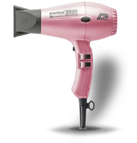 Parlux 3500 Ionic SuperCompact Roze