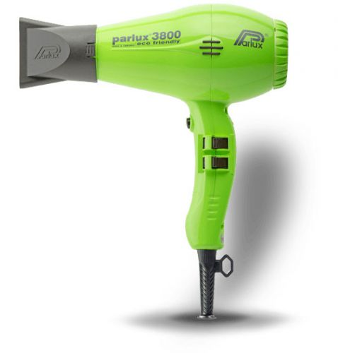 Parlux 3800 Ionic Eco Friendly Groen