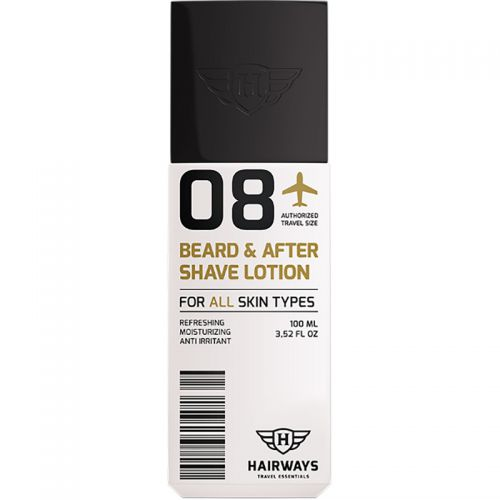 Hairways 08 Beard & After Shave Lotion 100ml