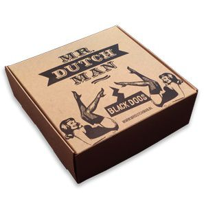 Mr. Dutchman Black Doos Giftbox
