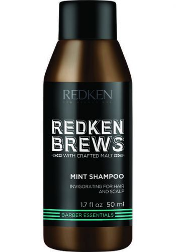 Redken Brews Mint Shampoo 50ml