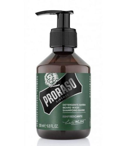 Proraso Beard Wash Refresh Eucalyptus 200ml
