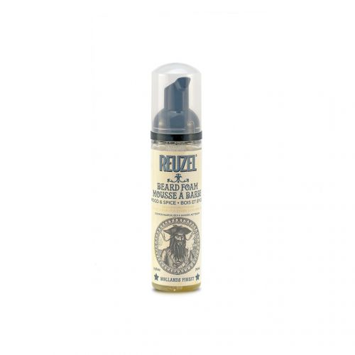 Reuzel Beard Foam - Wood & Spice 70ml