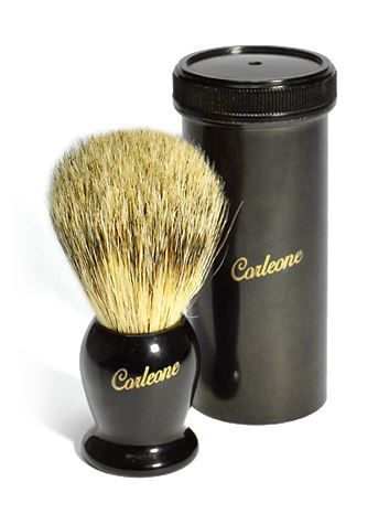 Corleone Travel Shaving Brush