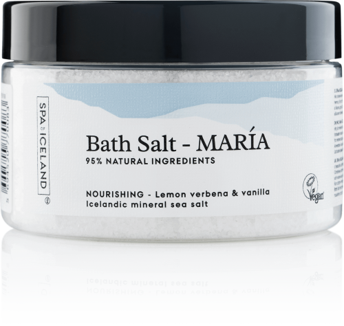 Spa of Iceland Bath Salt  300gr María