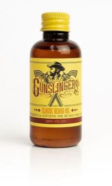 Gunslingers Beard Oil 50ml