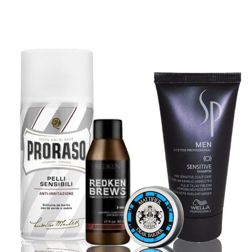 Salontopper's All Stars Essentials for men - set