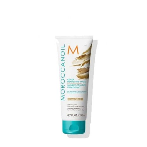 Moroccanoil Color Depositing Mask 200ml Champagne