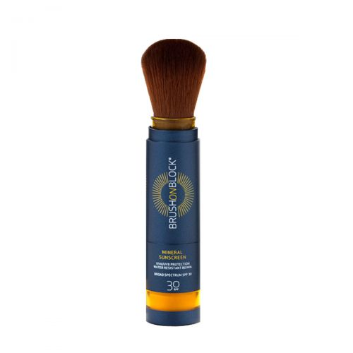 Brush on Block Touch of Tan Mineral Power Sunscreen 3,4gr