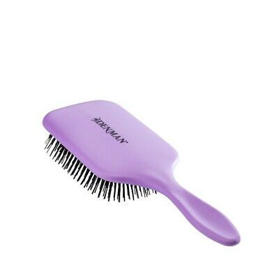 Denman D90L Tangle Tamer Ultra Paddle Brush Paars