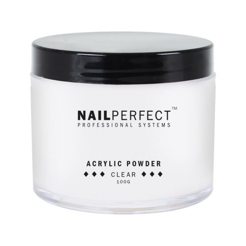 NailPerfect Powder Clear 100gr