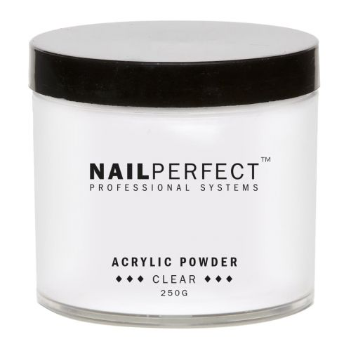 NailPerfect Powder Clear 250gr