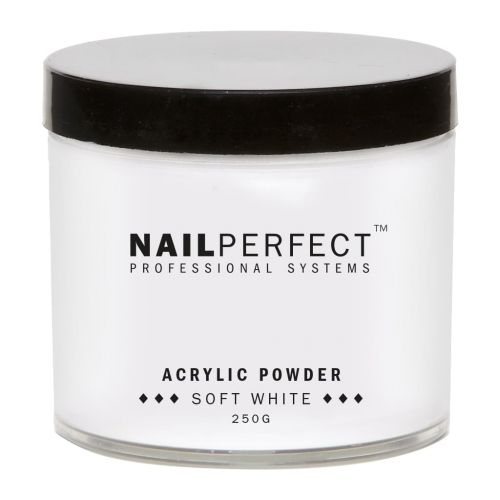 NailPerfect Powder Soft White 250gr