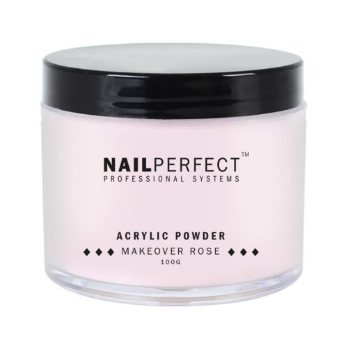 NailPerfect Powder Makeover Rose 100gr