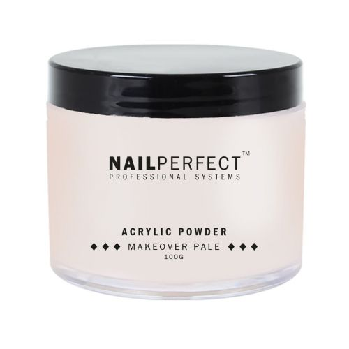 NailPerfect Powder Makeover Pale 100gr