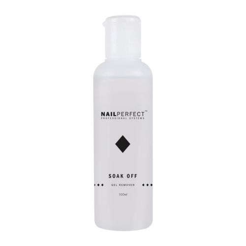 NailPerfect Soak Off Gel Remover 100ml