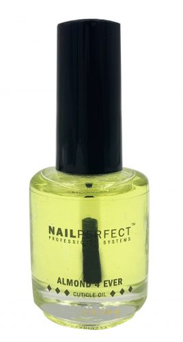 NailPerfect Cuticle Oil Almond 4 Ever 15ml