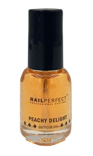 NailPerfect Cuticle Oil Peachy Delight 5ml