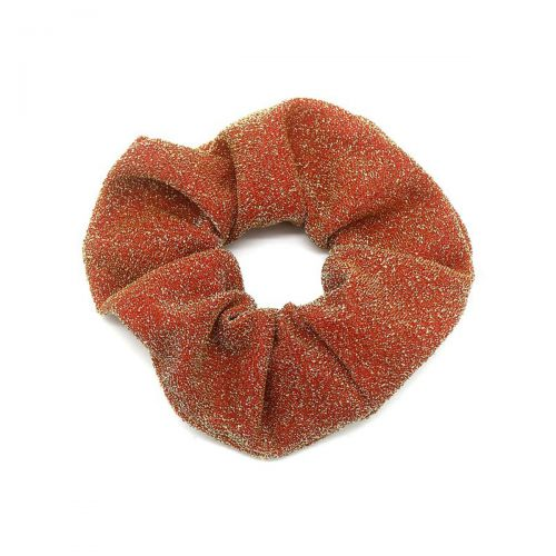 Salonline Scrunchie Glitter Orange