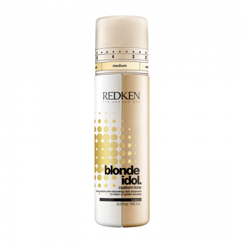 Redken Blonde Idol Custome-Tone Gold 196ml