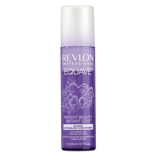 Revlon Equave IB Blonde Detangling Conditioner 200ml