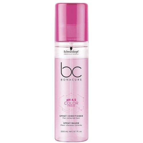Schwarzkopf BC pH4.5 Color Freeze Spray Conditioner 200ml