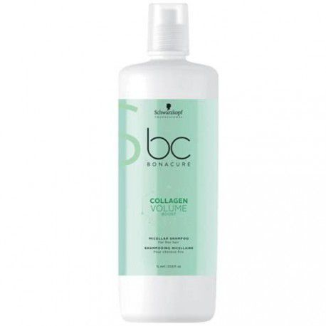 Schwarzkopf BC Collagen Volume Boost Shampoo 1000ml
