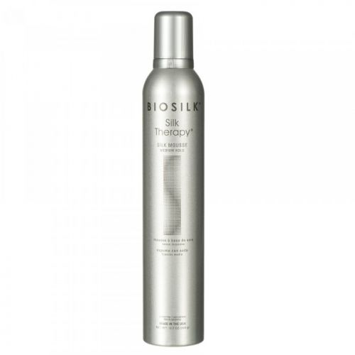 Biosilk Silk Therapy Mousse Medium Hold 360gr