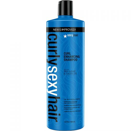 Sexy Hair Curly Curl Enhancing Shampoo 1000ml