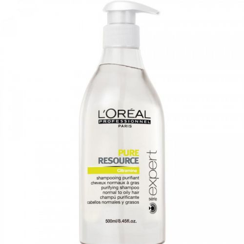 L'Oréal SE Pure Resource Shampoo 500ml