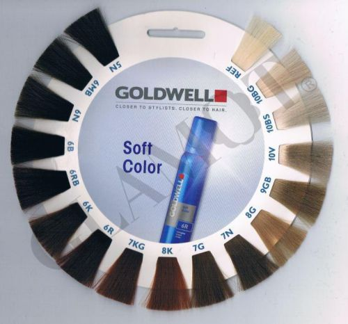 Goldwell Soft Color Kleurmousse 125ml 6RB
