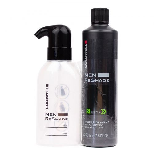 Goldwell Men ReShade Developer & Applicator 250ml