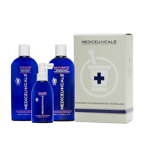 Mediceuticals Women Kit Dry Hair