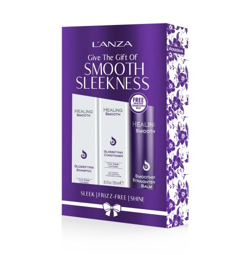 L'Anza Healing Smooth Gift Set
