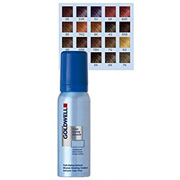Goldwell Colorance Color Styling Mousse 75ml 7-N
