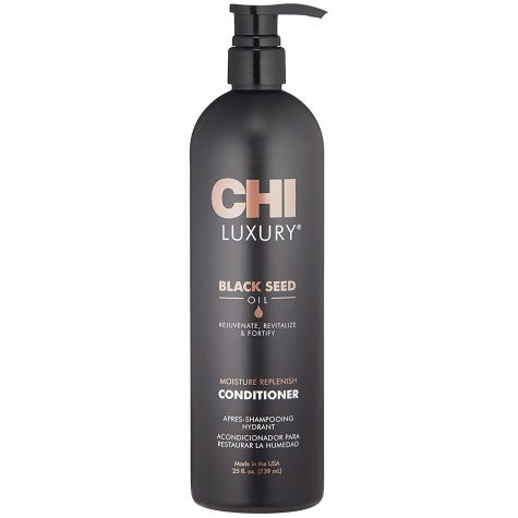 CHI Luxury Black Seed Oil Moisture Replenish Conditioner 739ml