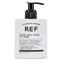 REF Colour Boost Masque 200ml Ash Brown
