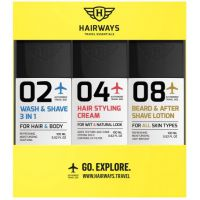 Hairways Travel Kit 01 3x100ml