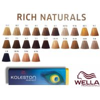Wella Koleston Perfect - Rich Naturals 60ml 7/38