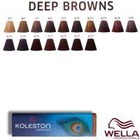 Wella Koleston Perfect - Deep Browns 60ml 9 7 a118a14486d
