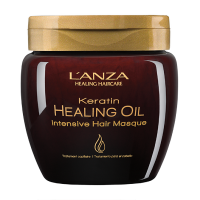 L'Anza Keratin Healing Oil Intensive Hair Masque 210ml