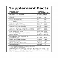 Sugarbearhair Hair Vitamins (60 stuks)