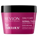 Revlon Be Fabulous Daily Care Normal/Thick Hair CREAM Mask 200ml