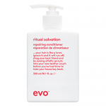 EVO Happy Campers Wearable Treatment 200ml & EVO Ritual Salvation repairing Conditioner 300ml