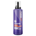 Fudge Clean Blonde Violet Xpander Foam - NEW 200ml