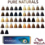 Wella Koleston Perfect - Pure Naturals 60ml 8/