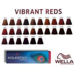 Wella Koleston Perfect - Vibrant Reds 60ml 8/45