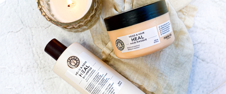 REVIEW - Maria Nila Head & Hair Heal